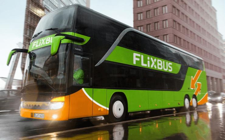 Nuovo modello flix bus