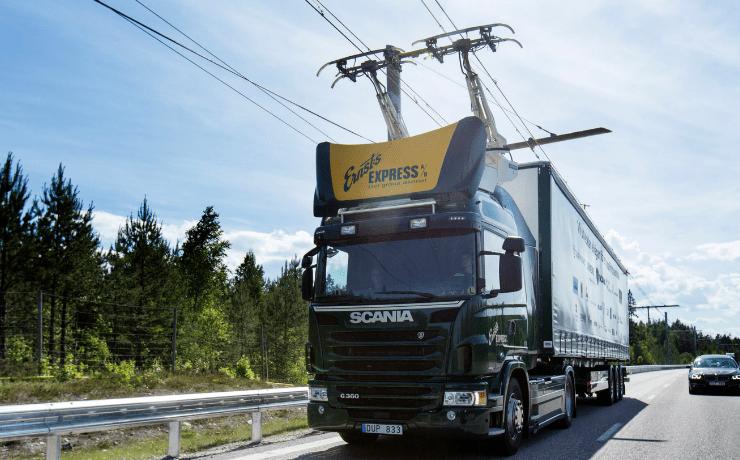 la prima autostrada elettrica italiana