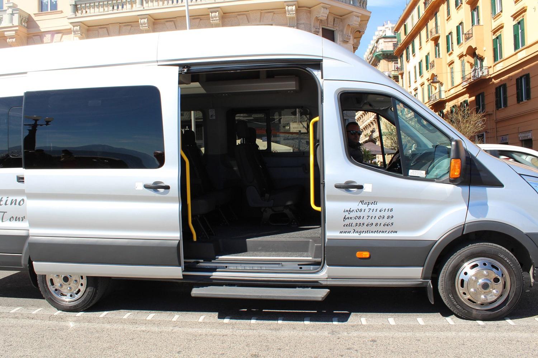 D'Agostino Tour - Noleggio Autobus per Disabili a Napoli