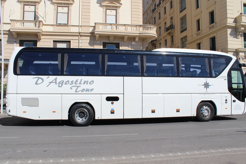 D'Agostino Tour - Noleggio Pullman Napoli
